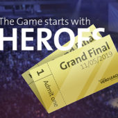Swisscom Hero League Finale