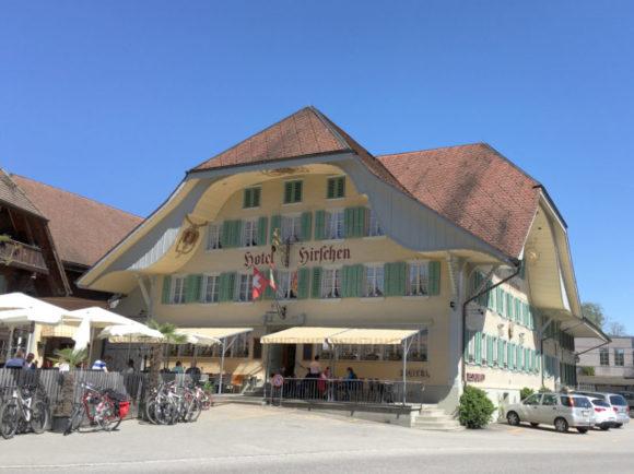 Hotel Hirschen, Langnau, nutzt IP-Telefonie