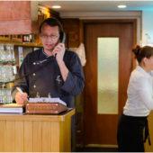 IP-Telefonie im Hotel Hirschen, Langnau