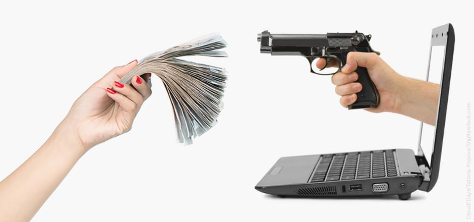 Internet Erpressung Melden