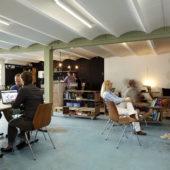 Coworking im Impact Hub in Zürich