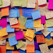 Vergleich Notiz-Apps Evernote, OneNote, Google Notizen