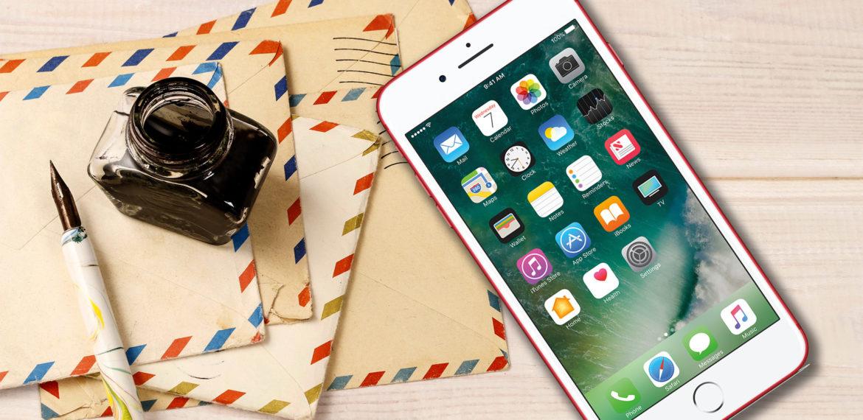 E-Mail einrichten auf iPhone und iPad