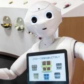 Les robots à la conquête des supermarchés