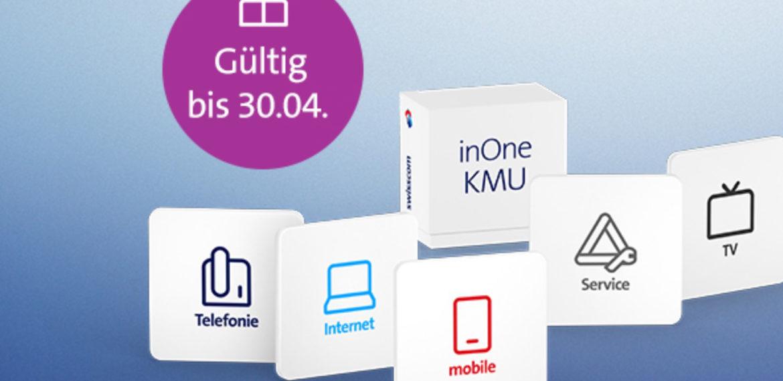 Zu Swisscom wechseln und profitieren