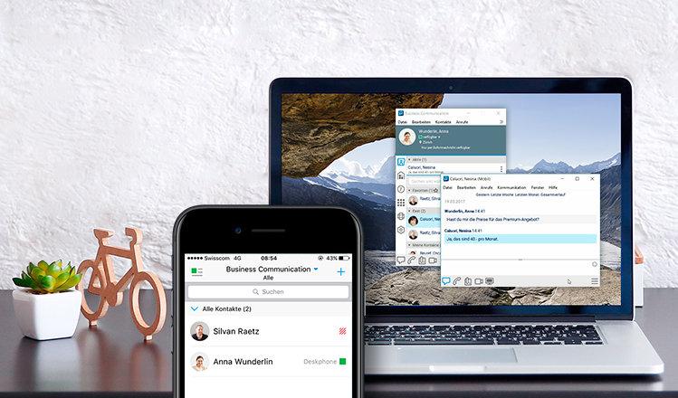 Strumenti di comunicazione per PMI tramite chat, videoconferenza e strumenti di telefonia