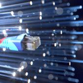 Schnelle Leitung für mehr Daten