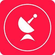 Satelliten-Zeiger-App