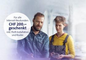 inOne KMU Promo für Neukunden