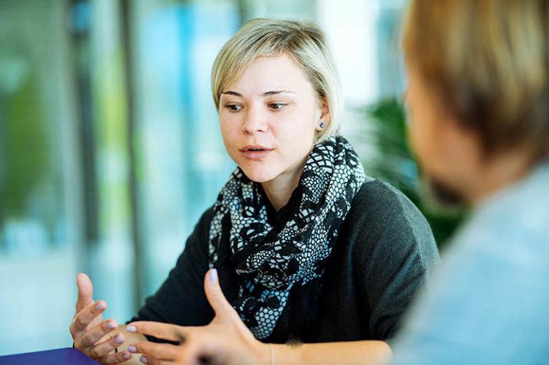 Tanja Strässle, Head of Customer Success bei Bexio.