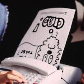Faxen machen mit dem Fax