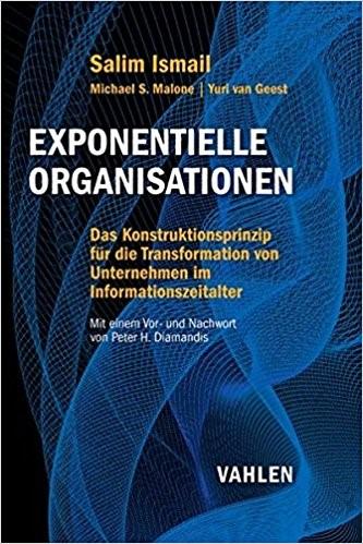 Buch Exponentielle Organisationen