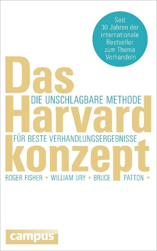 Buch Das Harvard Konzept