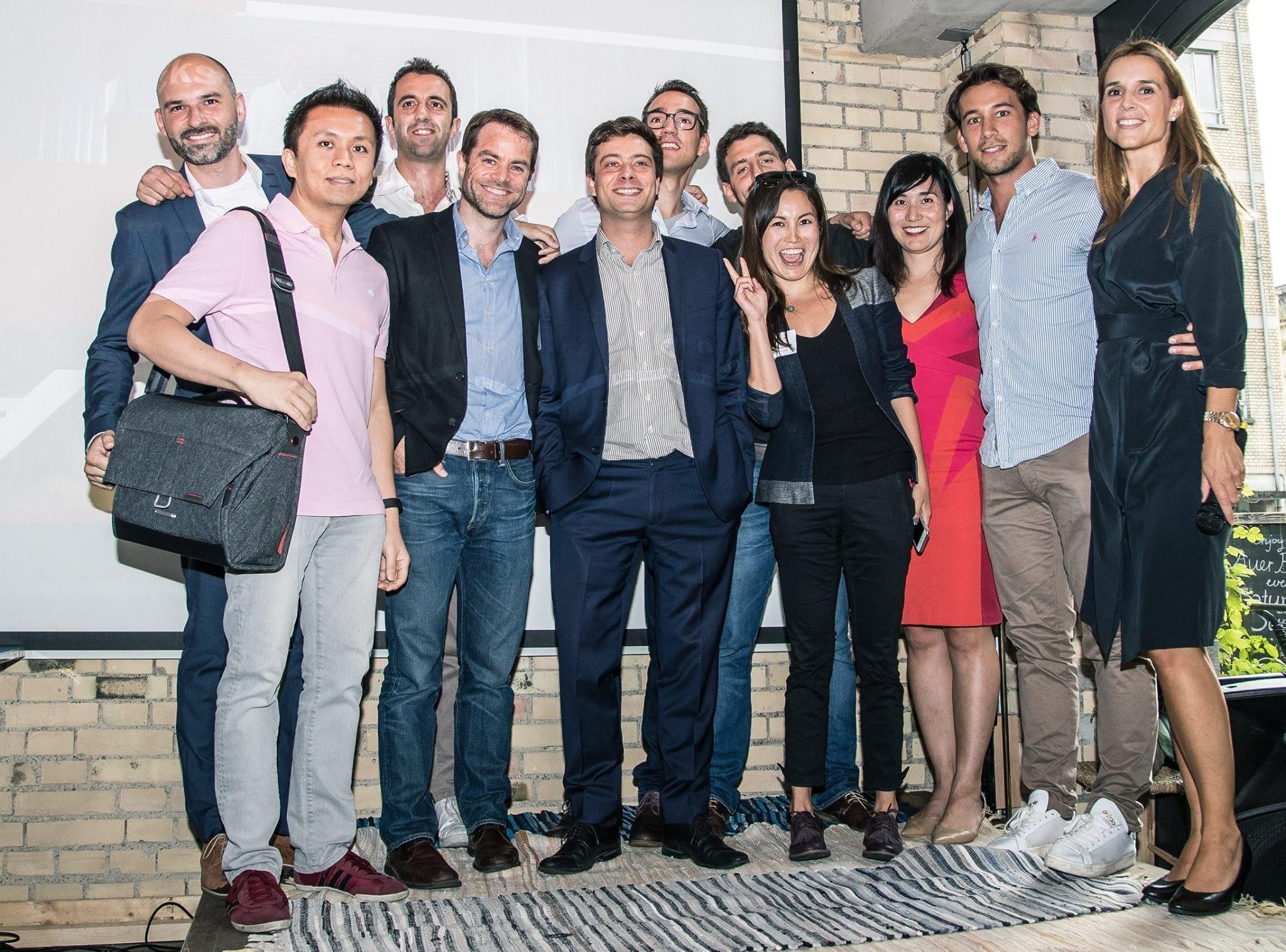 8 Smart-City Start-ups and 1 Intrapreneur team will join the Kickstart Accelerator in September