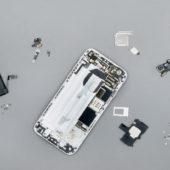 Das iPhone zerlegt