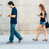 Lâchez le smartphone!