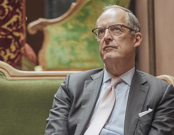 Gisbert Rühl, CEO und CDO Klöckner & Co