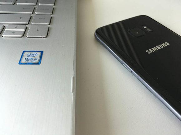 Samsung Galaxy stummschalten