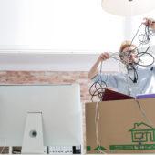 Ces conseils vous permettent d'aménager votre espace de travail à domicile de façon optimale