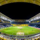 Şükrü Saracoğlu Stadium, Turkey