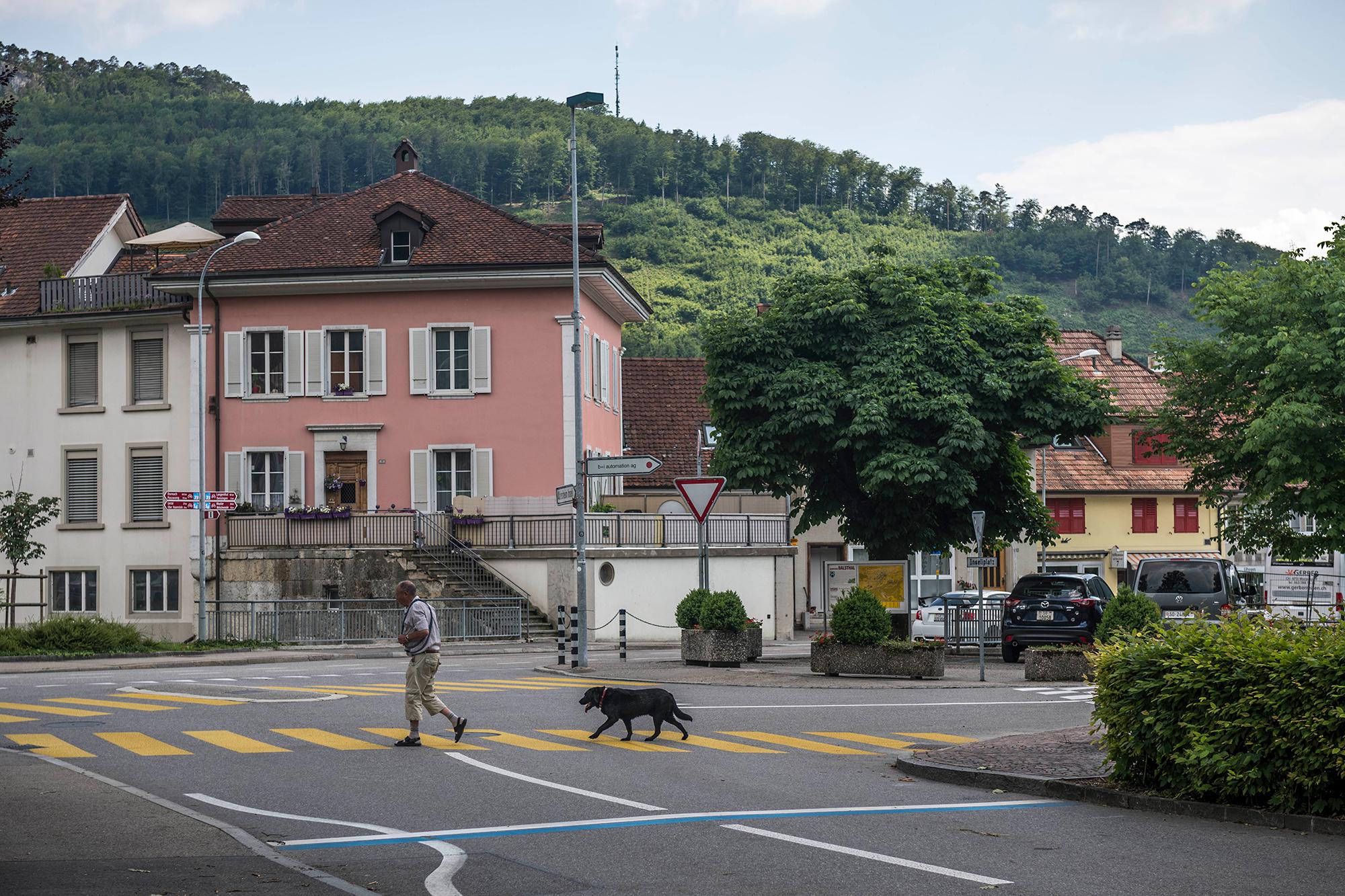Grazie alla fibra ottica, il comune di Balsthal spera di avere presto a disposizione internet veloce