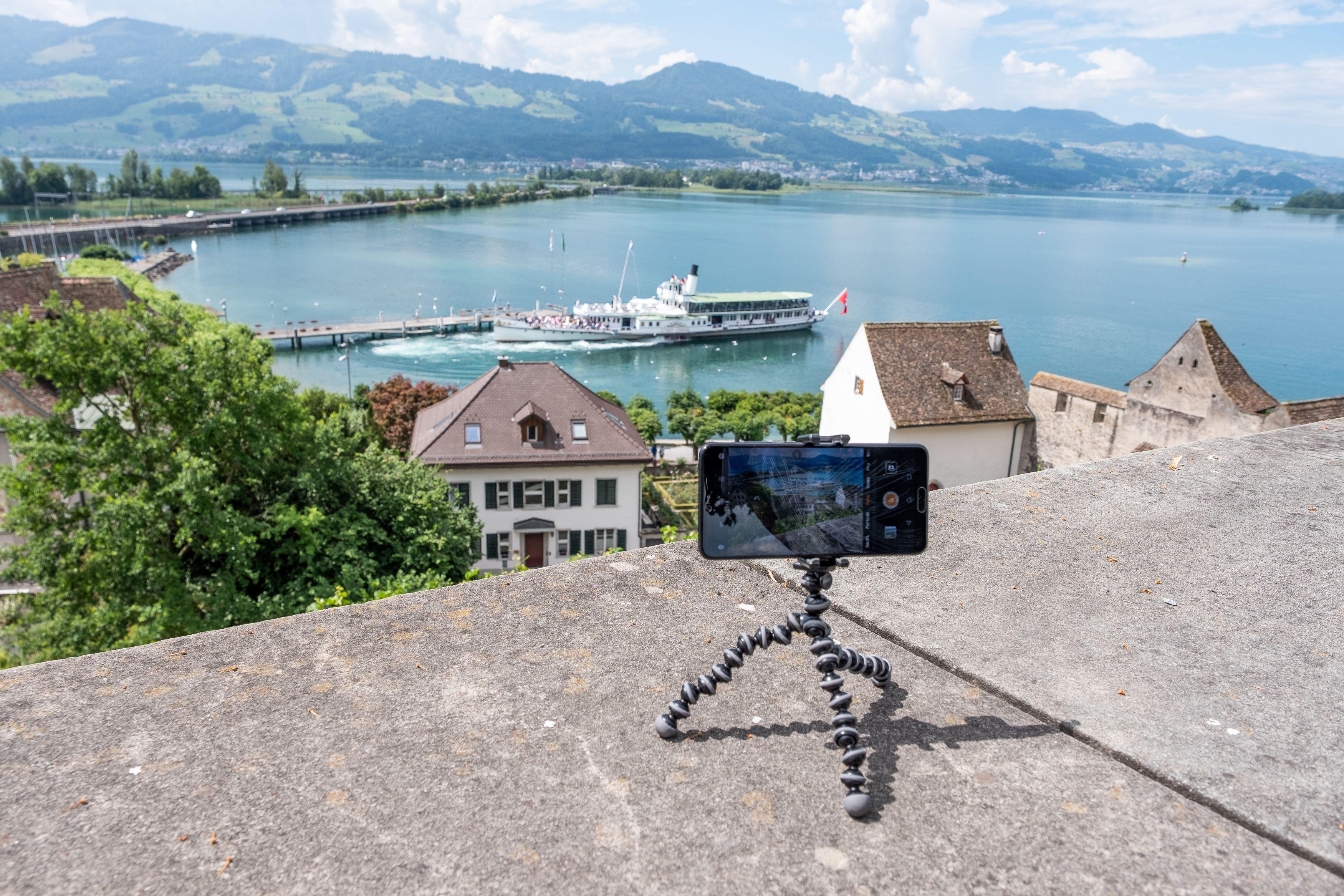 Smartphone-Fotografie: Stativ als Tipp