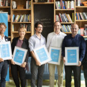 Winners StartUp Challenge