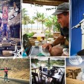 En tant que nomade numérique, Michael Schranz a travaillé partout.