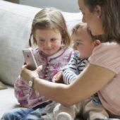 Le premier téléphone portable pour mon enfant