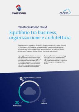 Whitepaper Transformazione cloud