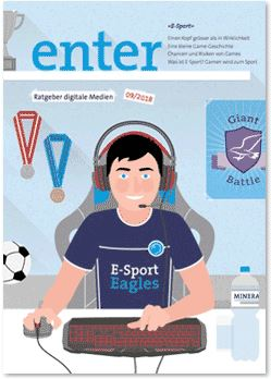 Cover Medienratgeber ENTER