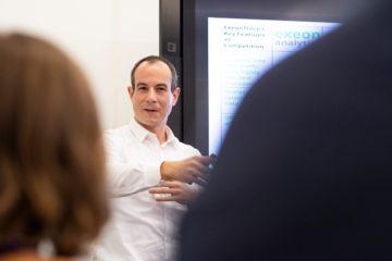 David Gugelmann, CEO & founder, Exeon Analytics