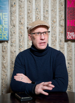 Smart city expert Boyd Cohen
