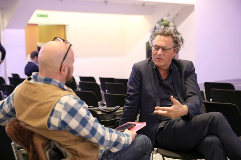 Gerd Leonhard Interview Swisscom