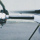 Immagine ravvicinata di un drone.