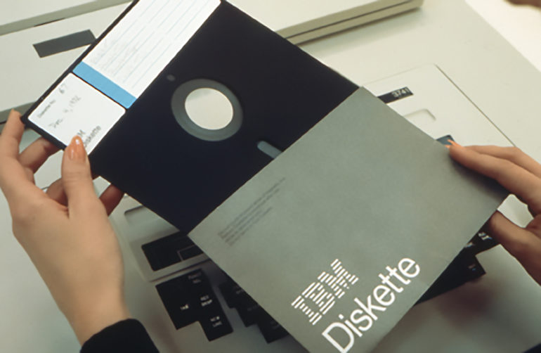 Floppy Disc, disquette