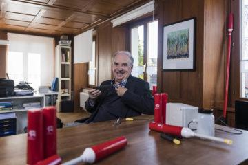 Dr. Walter Schmidt, CEO von Plantcare AG