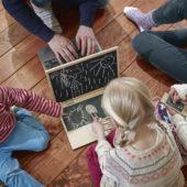 Applications pour le quotidien de la famille: agenda, Internet sécurisé, chat, courses