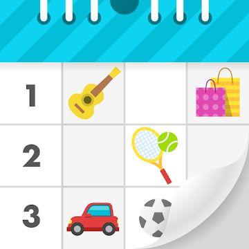 App für den digitalen Familienkalender
