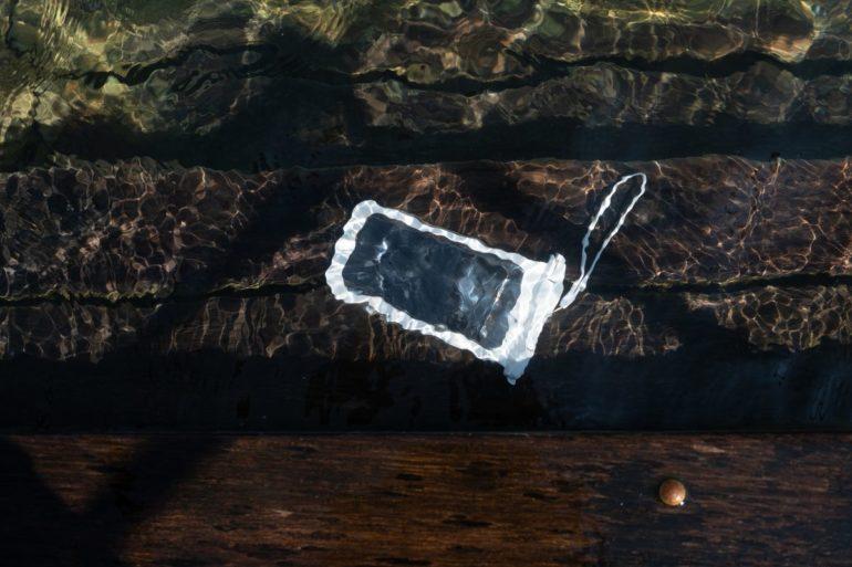 Smartphone wasserdichte Hülle