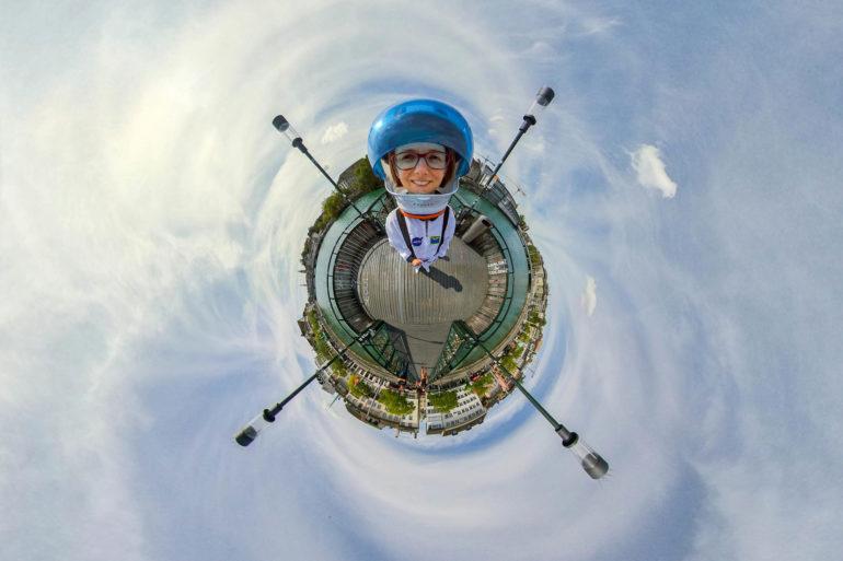 Nanja Strecker, ETH Zürich und Jurymitglied Swisscom StartUp Challenge