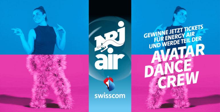 NRJ Air 2019 Tickets gewinnen