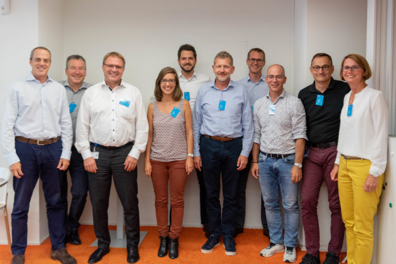 Swisscom StartUp Challenge 2019: the judges