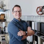 Samuel Wyss gère la sécurité et les risques informatiques chez Stadler Form