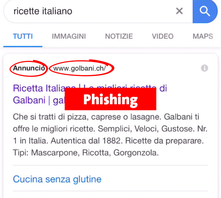 Phishing Web