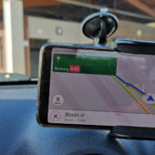 Naviguer avec Google Maps