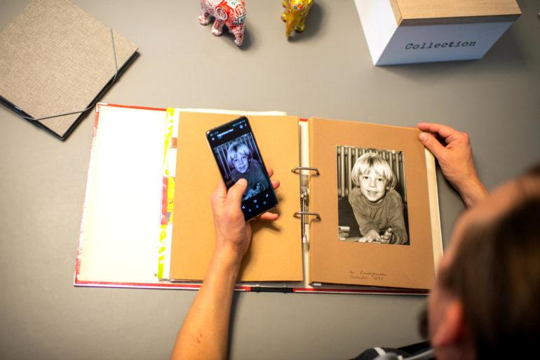 myCloud alte Fotos und Filme digitalisieren