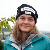La biathlète Lea Meier