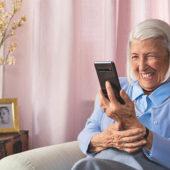 Permettre à grand-père et grand-mère de passer des appels vidéo