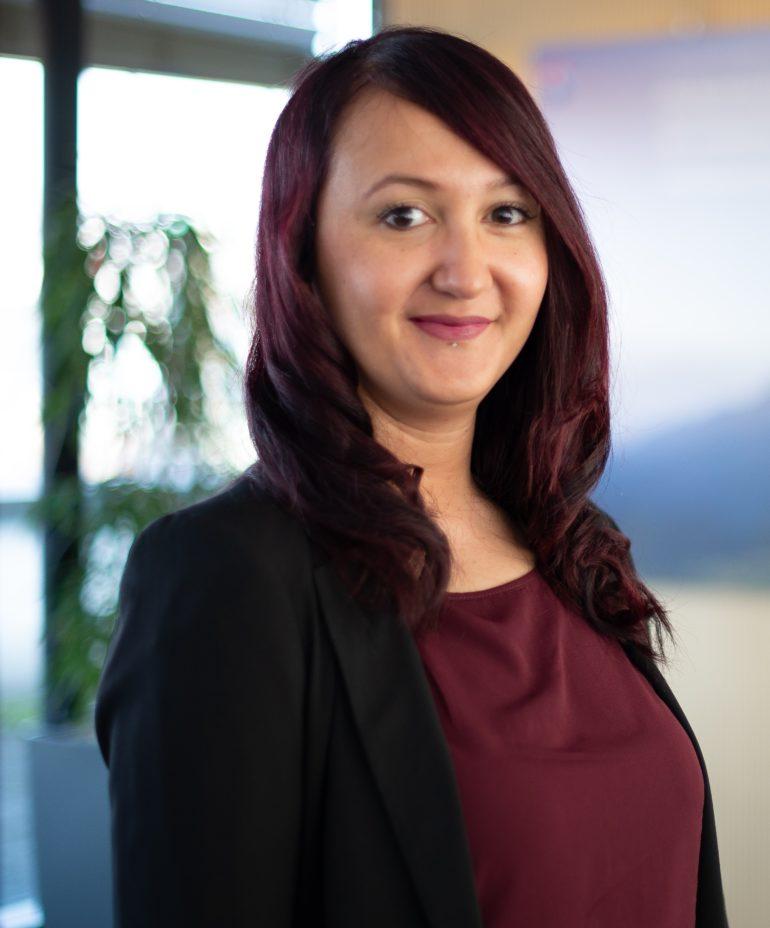 Sylvia Meister, StartUp-Beraterin bei Swisscom